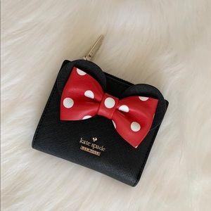 Kate spade Minnie Mouse Adalyn wallet